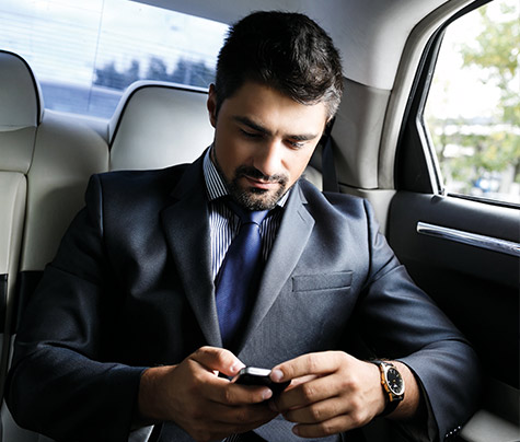 Corporate Services - chauffeurs and drivers in Berkshire and Thames Valley